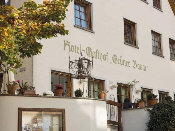 Hotel Grüner Baum und Altes Tor