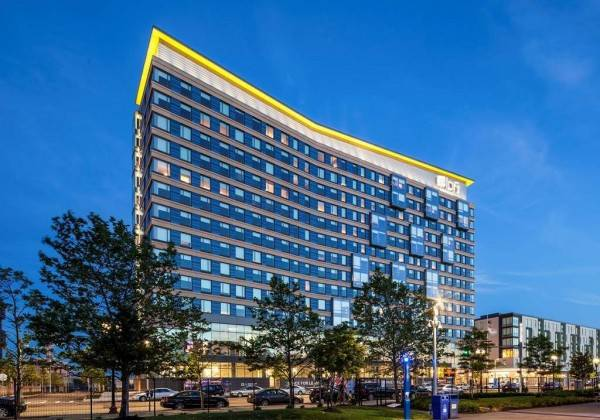 Hotel Aloft Boston Seaport District