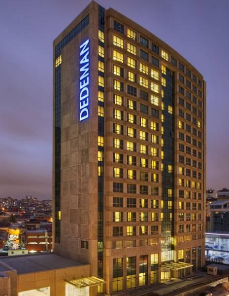 Dedeman Bostancı İstanbul Hotel & Convention Center