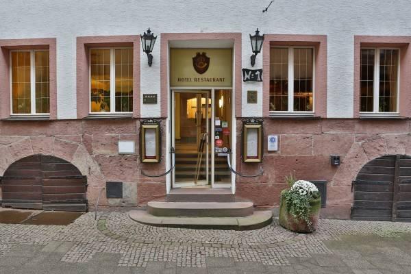 Hotel Krone- Post Jung