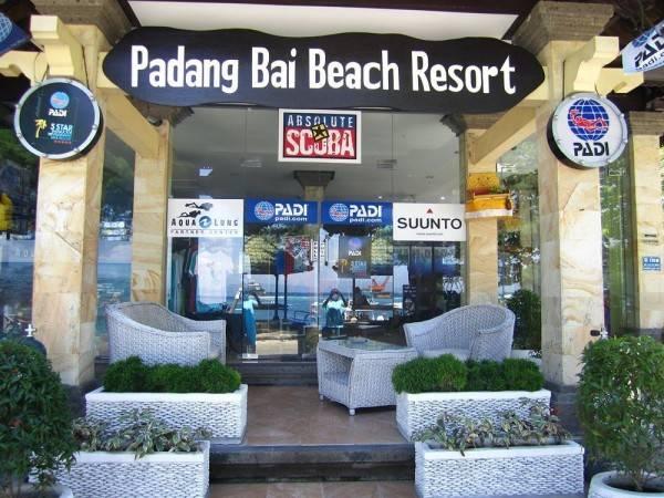 Hotel Padang Bai Beach Resort