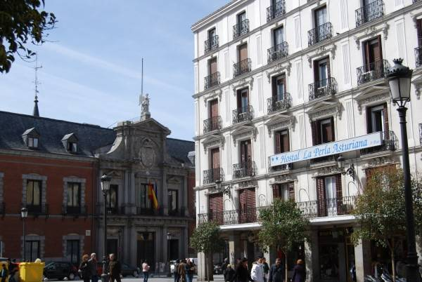 Hotel La Perla Asturiana Hostal
