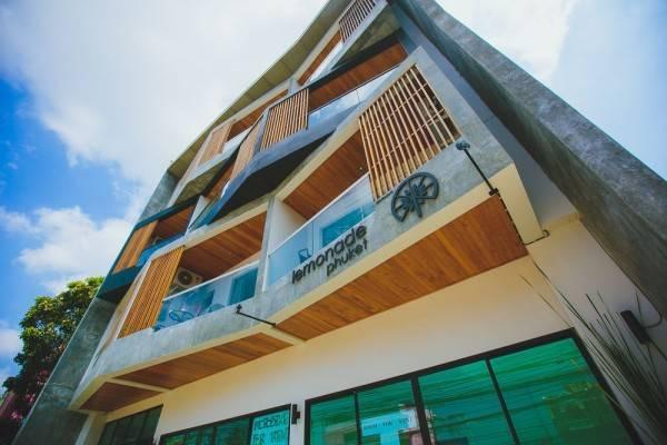 Hotel Lemonade Phuket