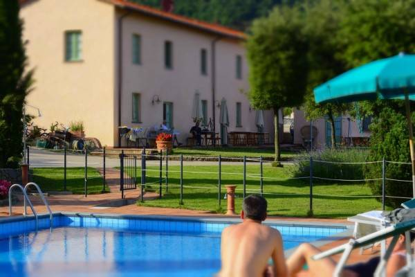 Hotel Agriturismo Monte a Pescia