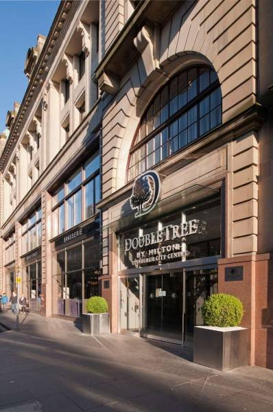 Hotel DoubleTree by Hilton Edinburgh City Centre