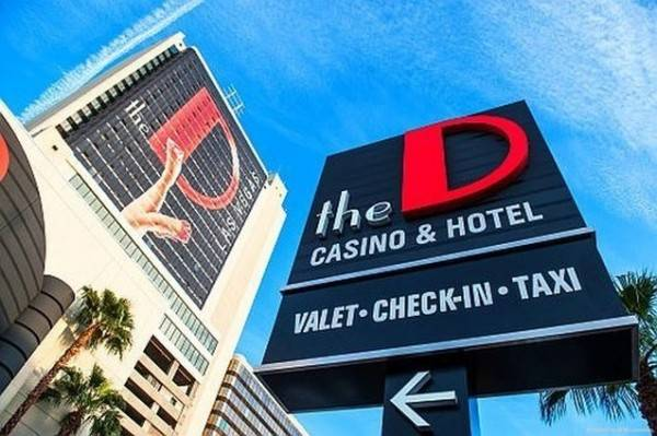 Hotel THE D LAS VEGAS