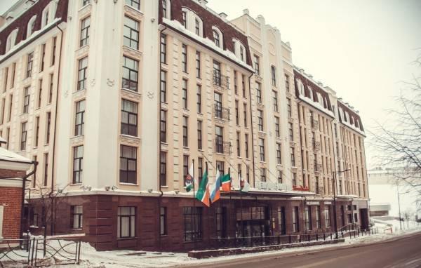 Hotel Courtyard Kazan Kremlin