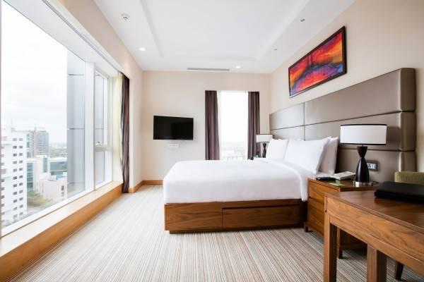 Hotel Oakwood Residence Kapil Hyderabad