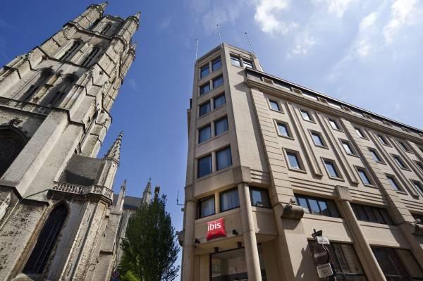 Hotel ibis Gent Centrum St Baafs Kathedraal