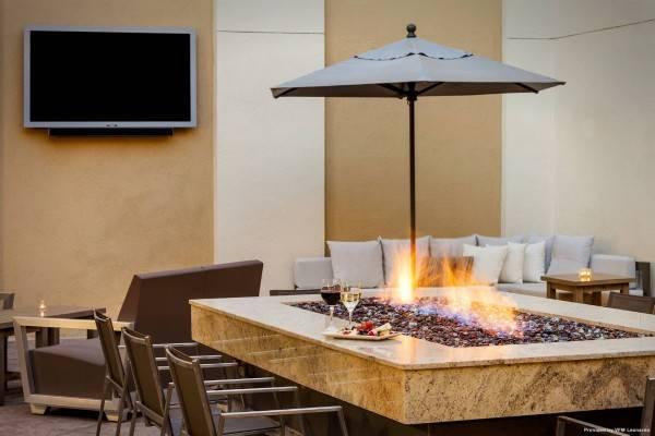 Hotel Fullerton Marriott at California State University