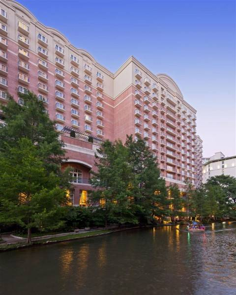 Hotel The Westin Riverwalk San Antonio