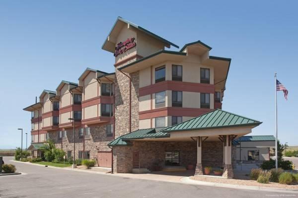 Hampton Inn - Suites Parker