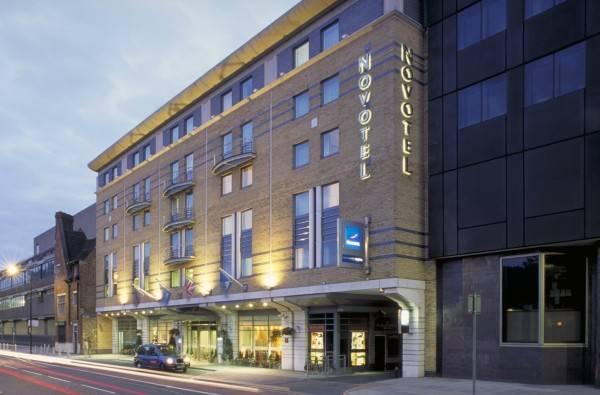 Hotel Novotel London Waterloo