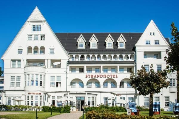 Strandhotel Glücksburg