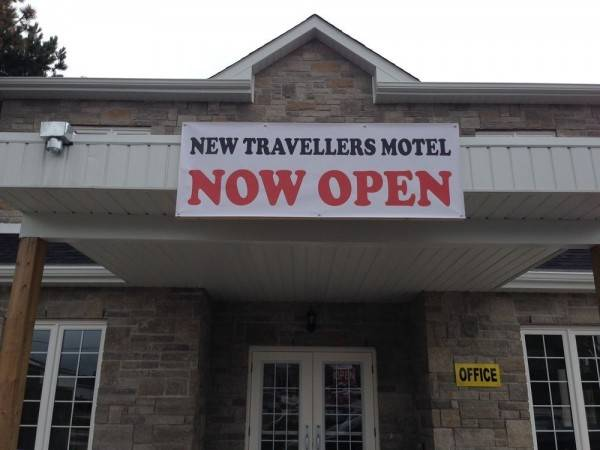 Travellers Motel - New Wing