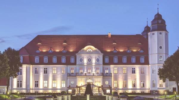 Hotel SCHLOSS Fleesensee