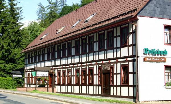 Hotel-Pension-Cafe Wolfsbach