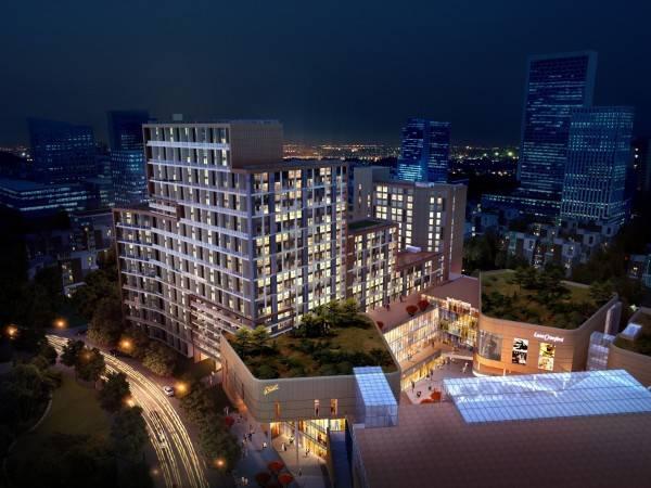 Hotel Thumb Plaza Apartel Qingdao Sunland