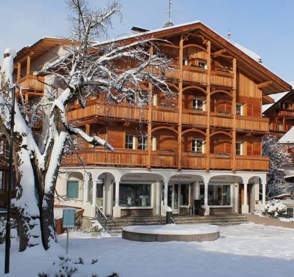Hotel Christophorus Mountain Residence