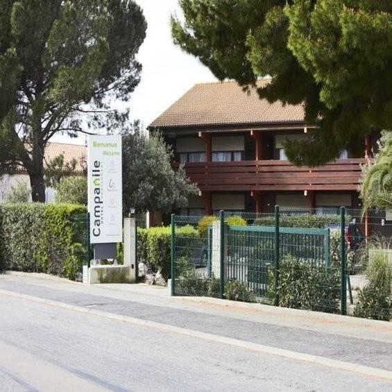 Hotel Campanile - Perpignan Sud