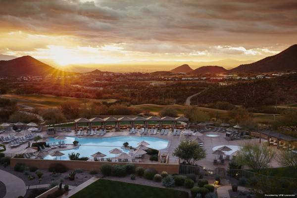Hotel JW Marriott Tucson Starr Pass Resort & Spa