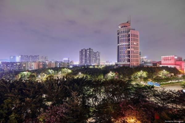Hotel Crowne Plaza SHENZHEN LONGGANG CITY CENTRE