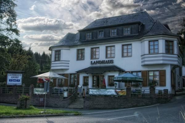 Hotel Landhaus Adorf