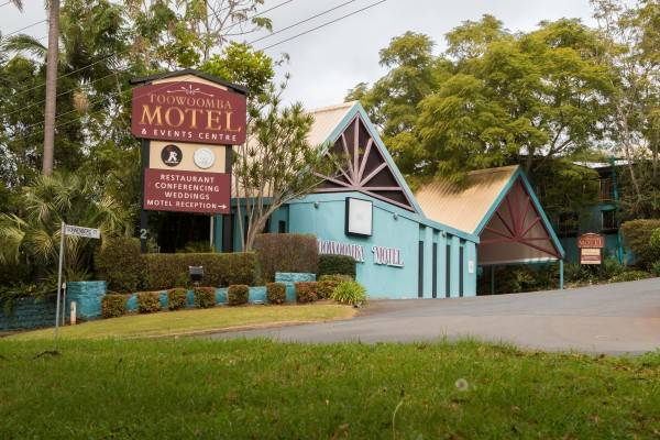 Toowoomba Motel and Events Centre (ARCHIVE)