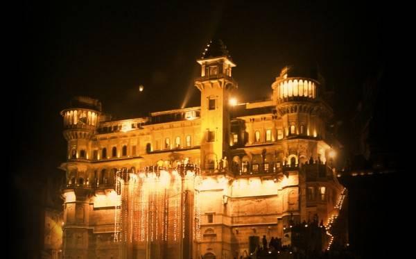 Hotel Brij Rama Palace