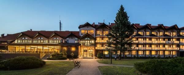 Mazurski Raj Hotel, Marina&SPA