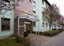 Hotel Perlach Allee ehemals Golden Leaf