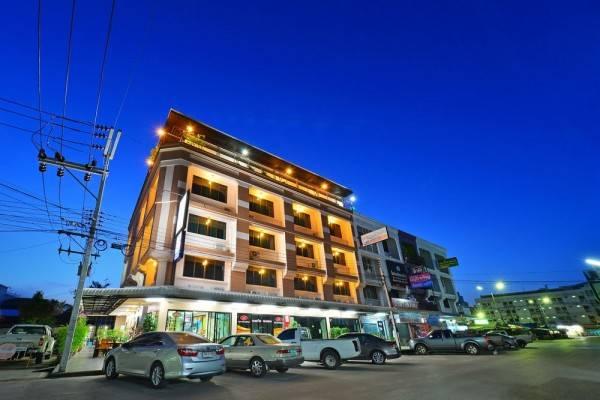 Hotel Lada Krabi Residence