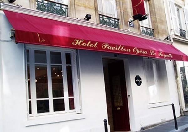 Hotel Pavillon Opéra Lafayette