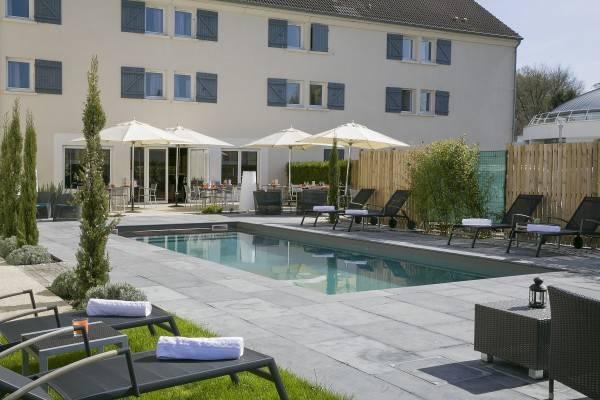 Hotel Best Western The Wish Versailles