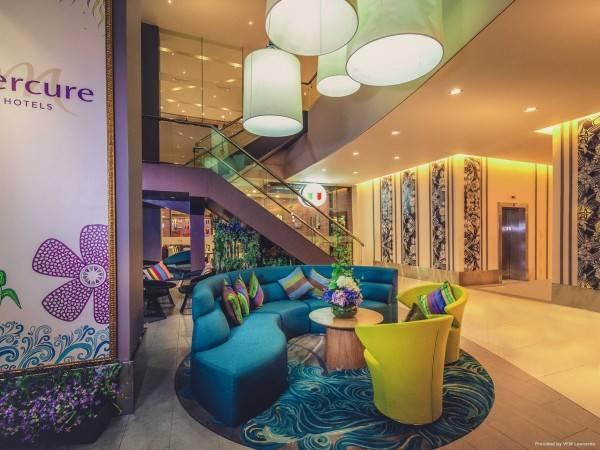Hotel Mercure Kota Kinabalu City Centre