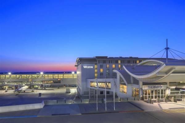 Hotel The Westin Detroit Metropolitan Airport
