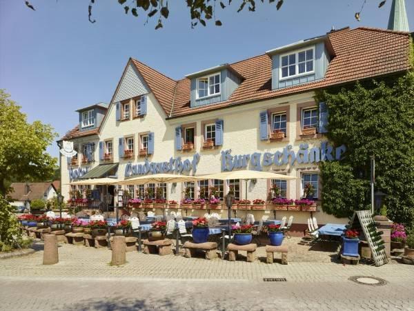 Hotel Burgschänke