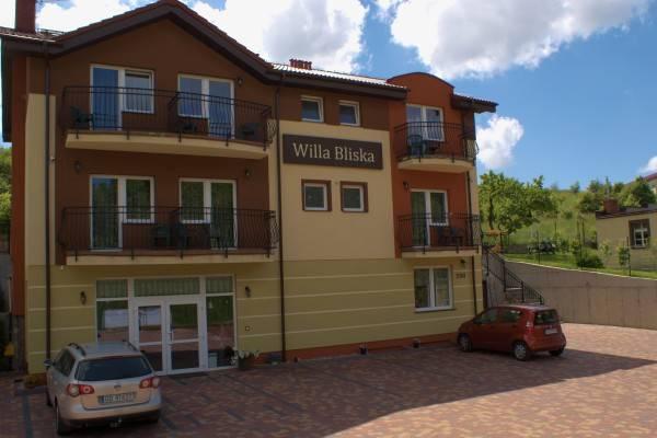 Hotel Villa Bliska