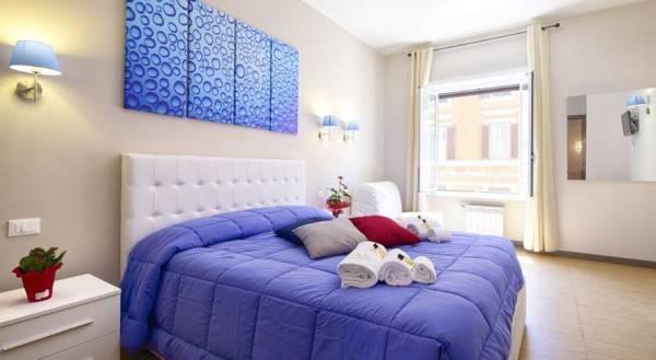 Hotel Porta Pia Rooms