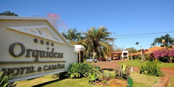 Orquideas Palace Hotel y Cabañas
