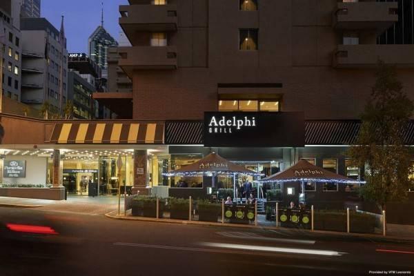 Hotel Parmelia Hilton Perth