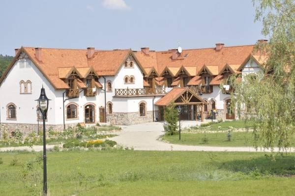 Hotel Folwark Łękuk