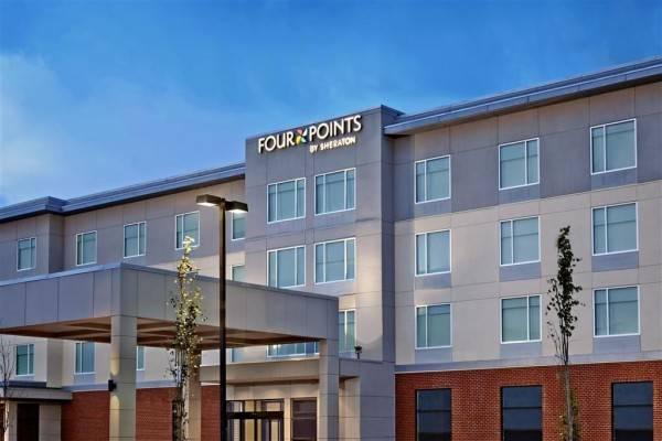 Hotel Four Points by Sheraton Edmonton International Airport