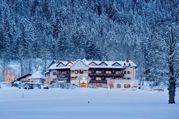 Hotel Alpen Schlössl