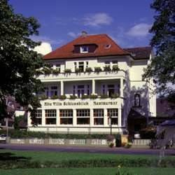 Hotel Alte Villa Schlossblick