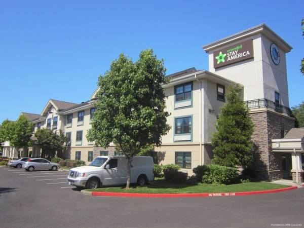 Hotel Extended Stay America Mukilteo