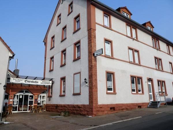 Hotel Eisenbahn Gasthof - Destille
