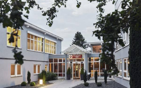 Hotel Best Western Plus Atrium