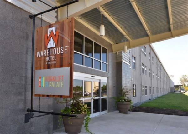 WAREHOUSE HOTEL