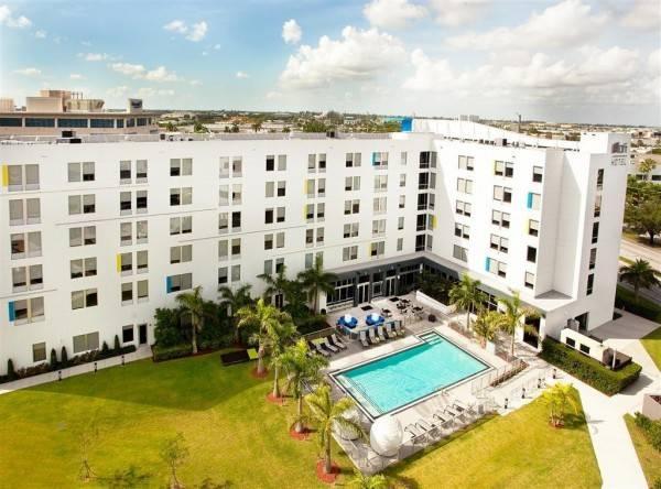 Hotel Aloft Miami Doral